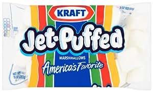 Kraft Jet Puffed Marshmallows Large 283 g (Pack of 3)