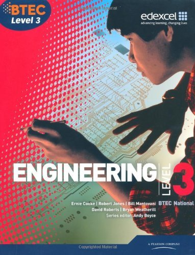 BTEC Level 3 National Engineering Student Book (Level 3 BTEC National Engineering) by Ernie Cooke (2010-08-26)