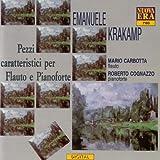 Un'estate all'Ardenza, Album di Pezzi da sala, per Flauto e Pianoforte: La Hermosa - Bolero Op. 116