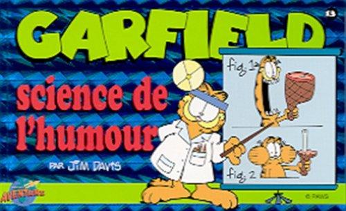 Garfield, tome 13 : Science de l'humour
