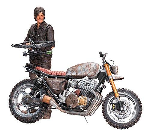 McFarlane Daryl Dixon & Motorrad Chopper 18cm The Walking Dead Toys (Daryl Chopper Und Dixon)