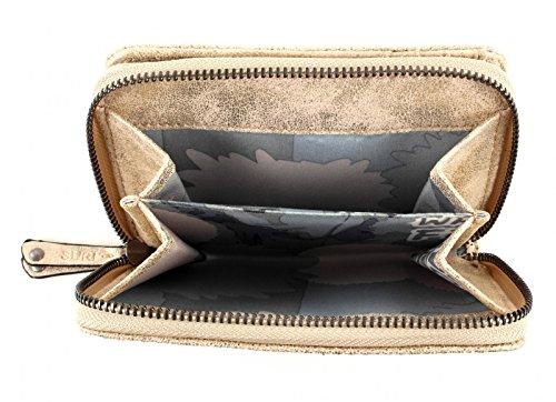 SURI FREY Romy Medium Wallet Gold Oro