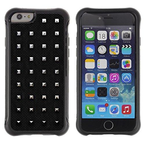 Graphic4You ALIEN SYMBOLS Muster Shockproof Anti-Rutsch Weichen Hülle Case Tasche Schutzhülle für Apple iPhone 6 Plus / 6S Plus Design #12
