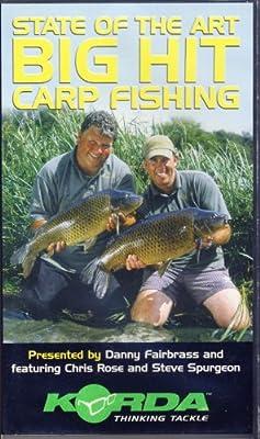 State of the art big hit carp fishing