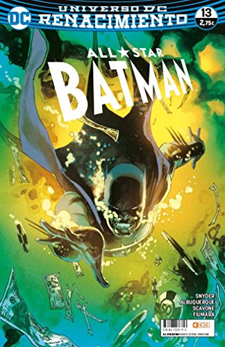 All-Star Batman núm. 13 (Renacimiento) por Scott Snyder