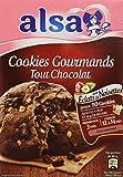 Alsa Préparation pour Cookies Chocolat 320 g