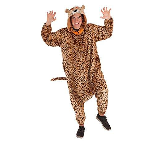 (Zzcostumes LLOPIS Erwachsenes Kostüm Lustiger Gepard t-l und t-XL)