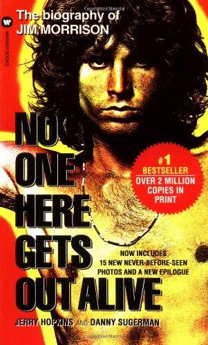 No One Here Gets Out Alive por Jerry Hopkins