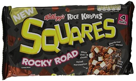 Rice Krispies Rocky Road Squares 4 X 34 g (Pack