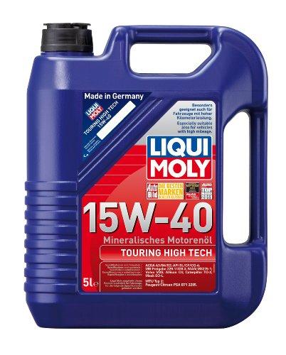 liqui-moly-1096-touring-high-tech-15w-40-aceite-mineral-para-motores-de-automoviles-de-4-tiempos-con