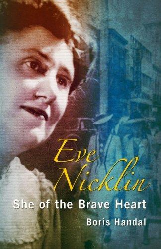 Eve Nicklin: She of the Brave Heart por Boris Handal