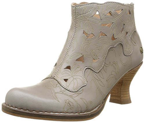 Neosens - Rococo 842, Stivali da donna, grigio(gris (alabastro)), 41