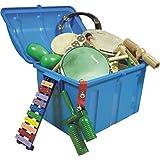 Kit Pequeña Percusion Lote 40 instrumentos (baúl incluido)