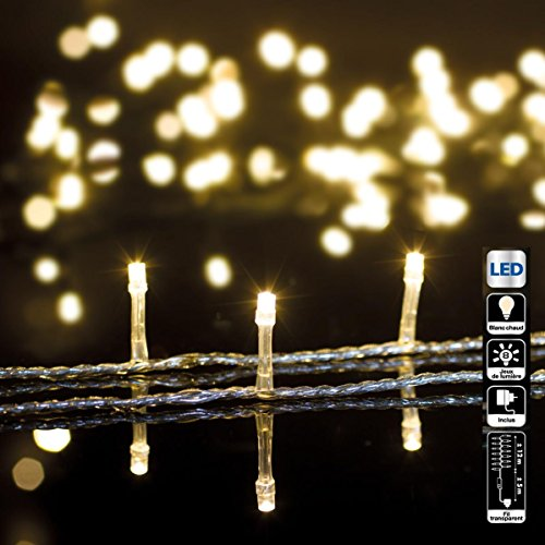 dco-nol-guirlande-lumineuse-12-m-dampoules-led-blanc-chaud-et-8-jeux-de-lumire