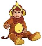 Affenkostüm Kostüm Affe Kinderkostüm Tierkostüm, Größe:Infant