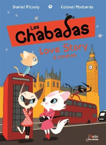 Les Chabadas : Love story à Londres