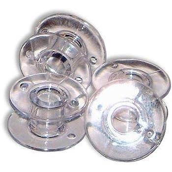 Prym Spulendose mit 12 CB Spulen Spulchen  Kunststoffspulen 611979