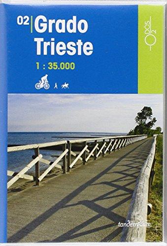 Grado, Trieste. Con mappa (Tandem) por Chiara Gaetani
