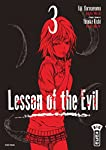 Lesson of the Evil Edition simple Tome 3