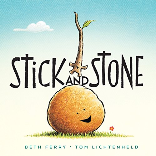 Stick and Stone (English Edition) -