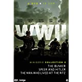 WWII Collection 2: 3 Mini Series - The Bunker / Speer & Hitler (Speer und Er) / The Man Who Lived at the Ritz
