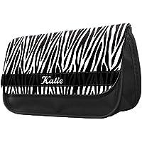 Personalizzata con motivo Zebra-Astuccio per matite/trucchi, 120