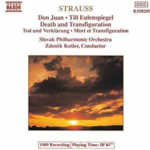 Don Juan / Death & Transfiguration /Till Eulenspiegel
