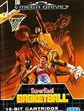 Super Real Basketball (Mega Drive) gebr. -