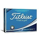 #4: Titleist 2018 TourSoft Golf Balls (12 Balls )