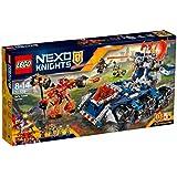 LEGO Nexo Knights - Torre móvil de Axl (70322)