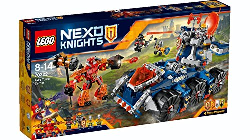 LEGO-70322-Nexo-Knights-Axl-Tower-Carrier-Construction-Set-Multi-Coloured