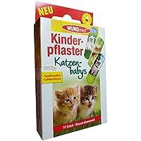 Kinderpflaster Katzenbabys 10 Stück preisvergleich bei billige-tabletten.eu