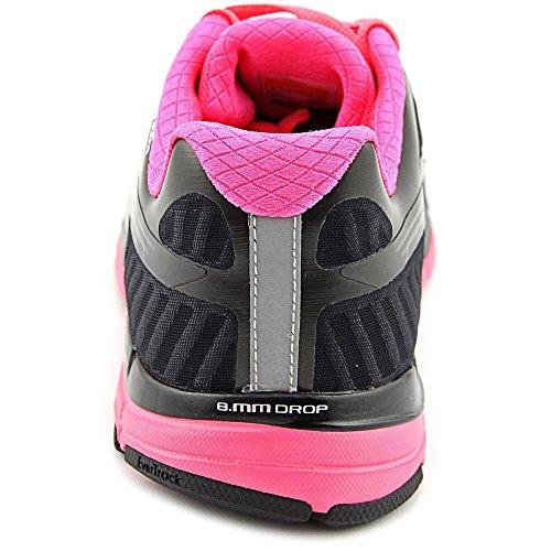 Puma Faas 600 v2 Maschenweite Turnschuhe Black-fluo pink