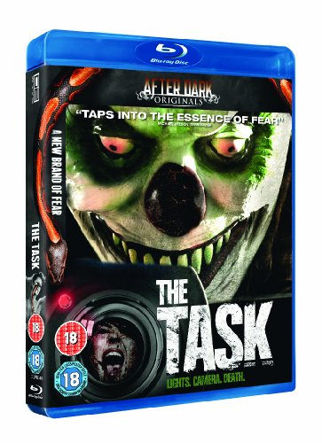 G2 PICTURES G2 PICTURES The Task [BLU-RAY]
