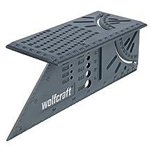 Wolfcraft 5208000 3D verstekhoek 150 x 275 x 66 mm