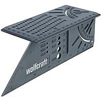 Wolfcraft 5208000 3D-Gehrungswinkel, 150 x 275 x 66 mm
