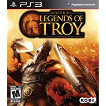 Warriors: Legends of Troy - Playstation 3 by Tecmo Koei