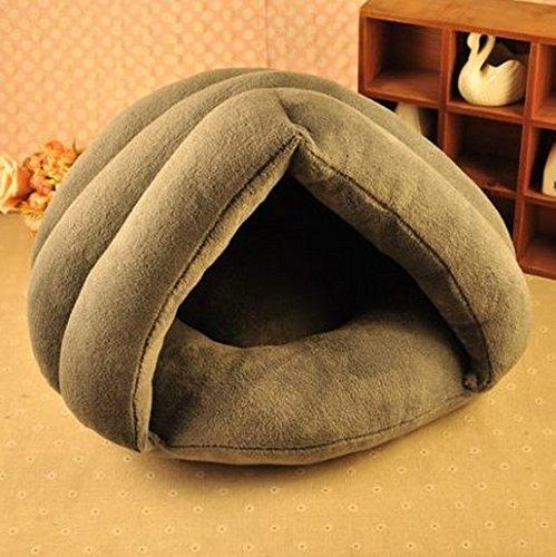 CIDBEST® kreative Warm niedlich weiche Kuschelhöhle Haustier/Katzen/Schlafplätze Pet House Haustiere Hund-Katze-Welpen-Bett Warm Sofa House Bed Mat Hund Zimmer Kuschelhöhle/Hundehöhle