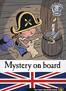 """Afficher """"Feather the pirate Mystery on board"""""""