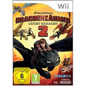 Drachenzähmen leicht gemacht 2 – [Nintendo Wii]