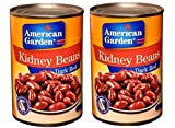 #6: American Garden Red Kidney Beans (Pack of 2) + Free 3 Pouches of Rajnigandha Silver Pearls - Sold by SB