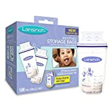 Lansinoh Breastmilk Storage Bags 100 Count