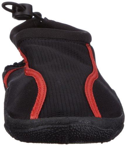 Rot Schuh 7587 Erwachsene Aqua Schwarz 20 Aquafeel Fashy Unisex Wassersport Schwarz Sportschuhe xO7SO