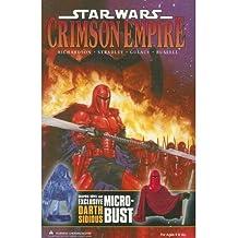 Star Wars Crimson Empire Book & Bust Up Figure Set by Mike Richardson (2005-04-19)