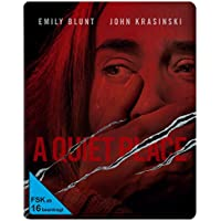 A Quiet Place - (4k UHD) Limited Steelbook