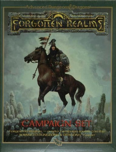 The Forgotten Realms: Boxed Campaign Set PDF Books
