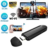 WiFi Display Dongle, iBosi Cheng Wireless Display Receiver für iOS Android Smartphones Windows MacBook an HDTV Projektor