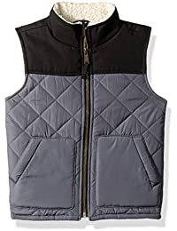 The Childrens Place Baby Boys Quilted Vest