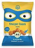 Helden Knusper Snack Vanille, 11er Pack (11 x 45 g)