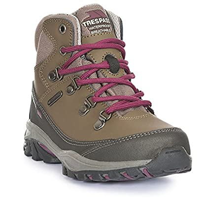 Trespass Unisex Kids Glebe Ii High Rise Hiking Boots 1